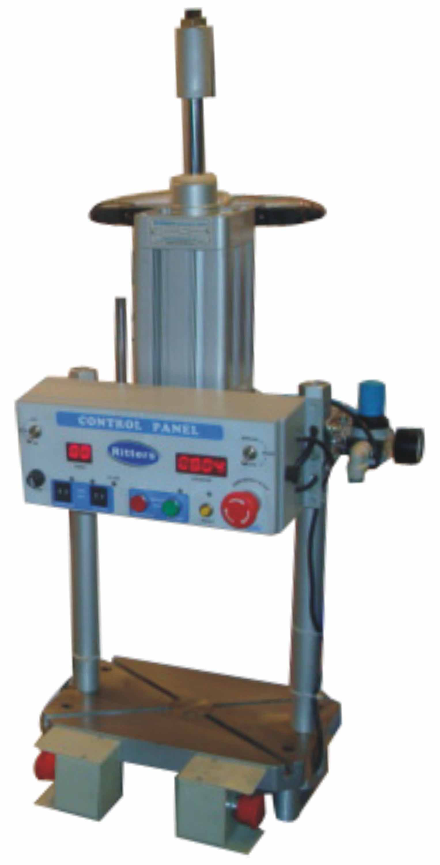 ritters Pneumatic Press 2 - Pillar
